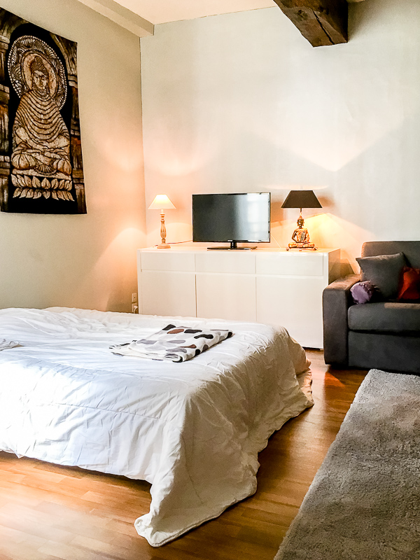 Location de particulier à particulier à Pau, appartement studio de 39m²