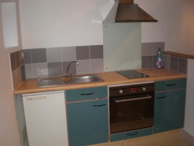 Location d 39 appartement t2 sans frais d 39 agence poitiers - Combien coute une cuisine equipee ...