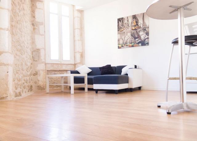Location Du0027appartement Meublé Sur Perigueux à 390 EurosCentre Ville   La  Gare   Saint Martin