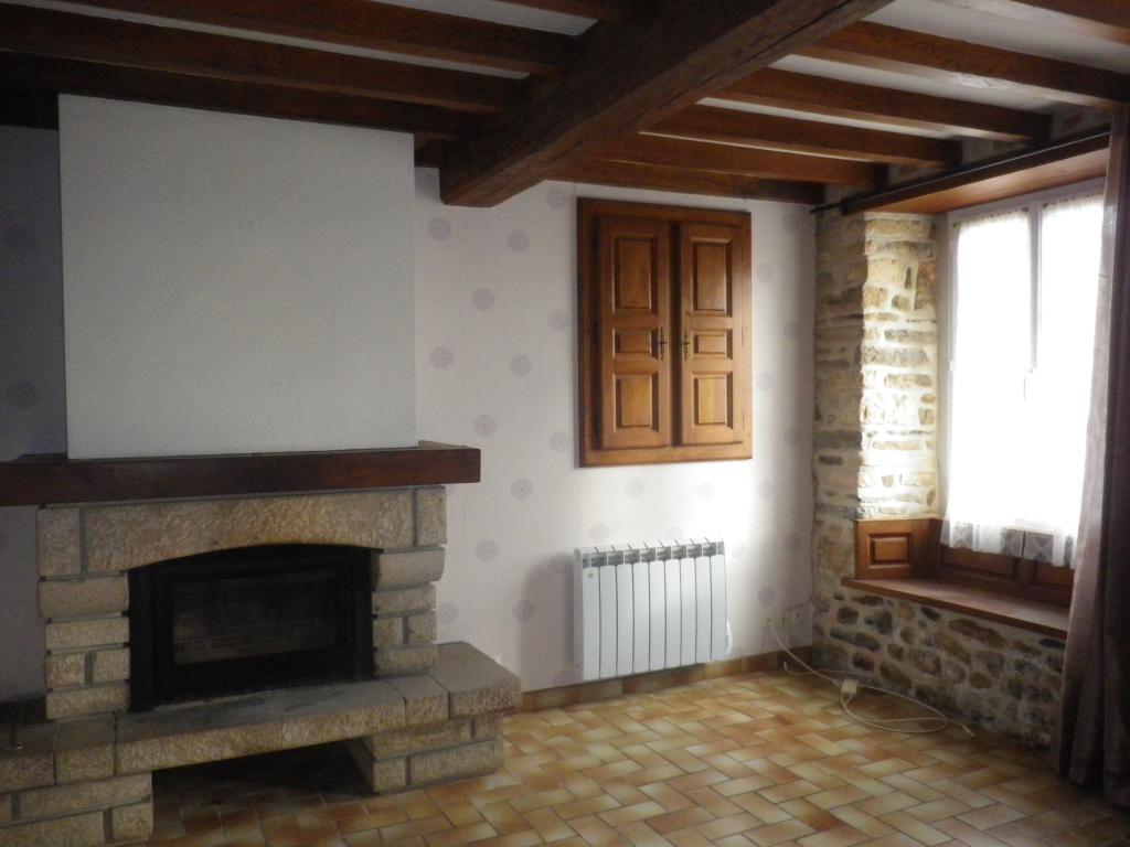 De particulier à particulier, maison à Saint-Germain-le-Gaillard, 75m²