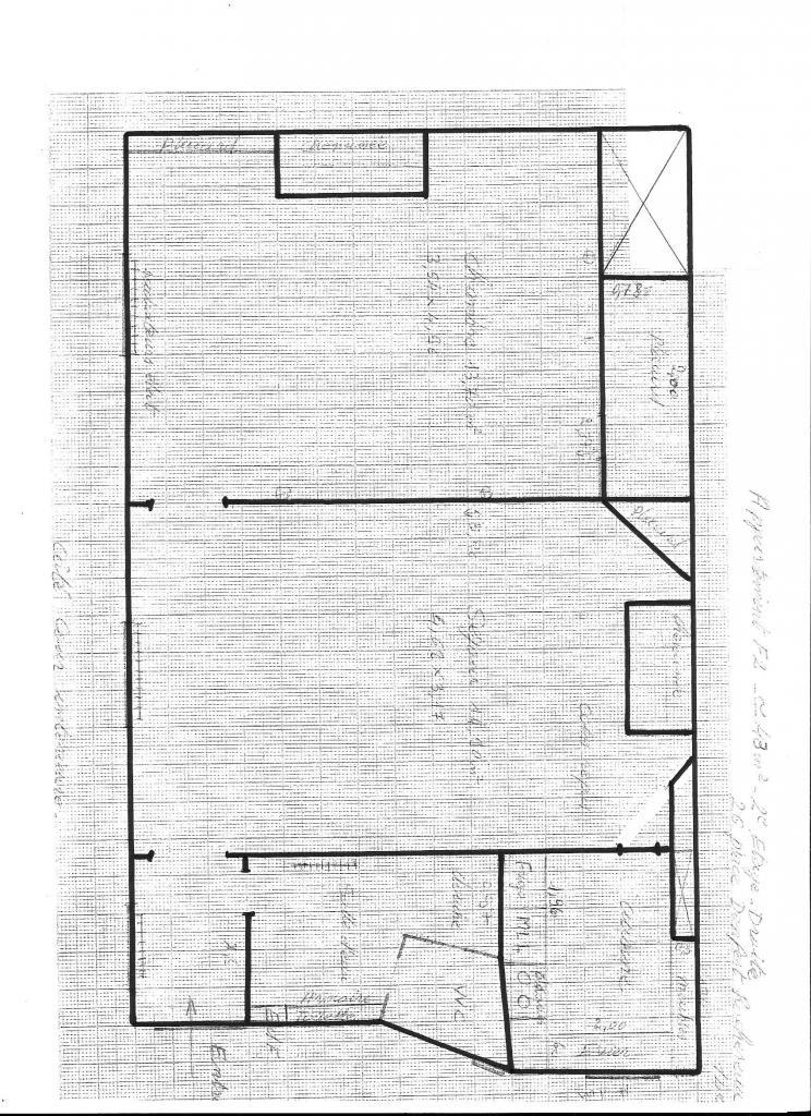 Particulier location Paris 14, appartement, de 43m²