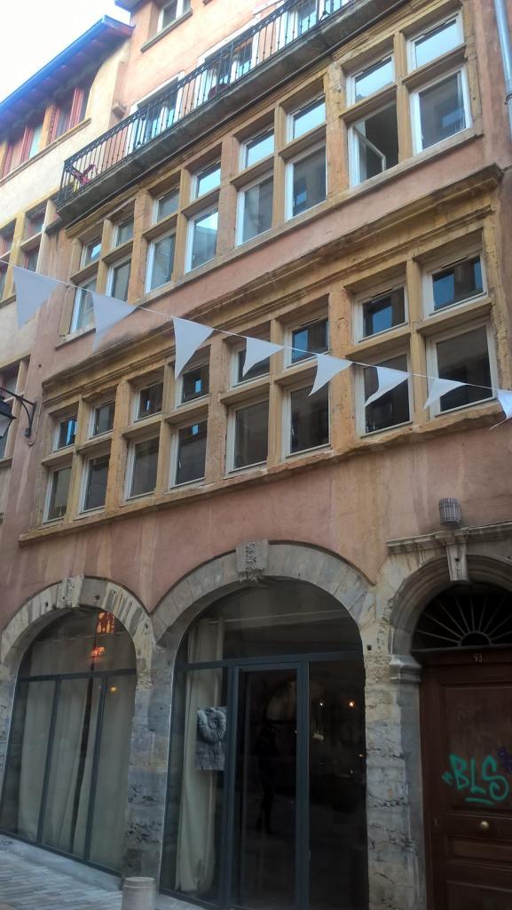 Location immobilière par particulier, Lyon 01, type appartement, 43m²