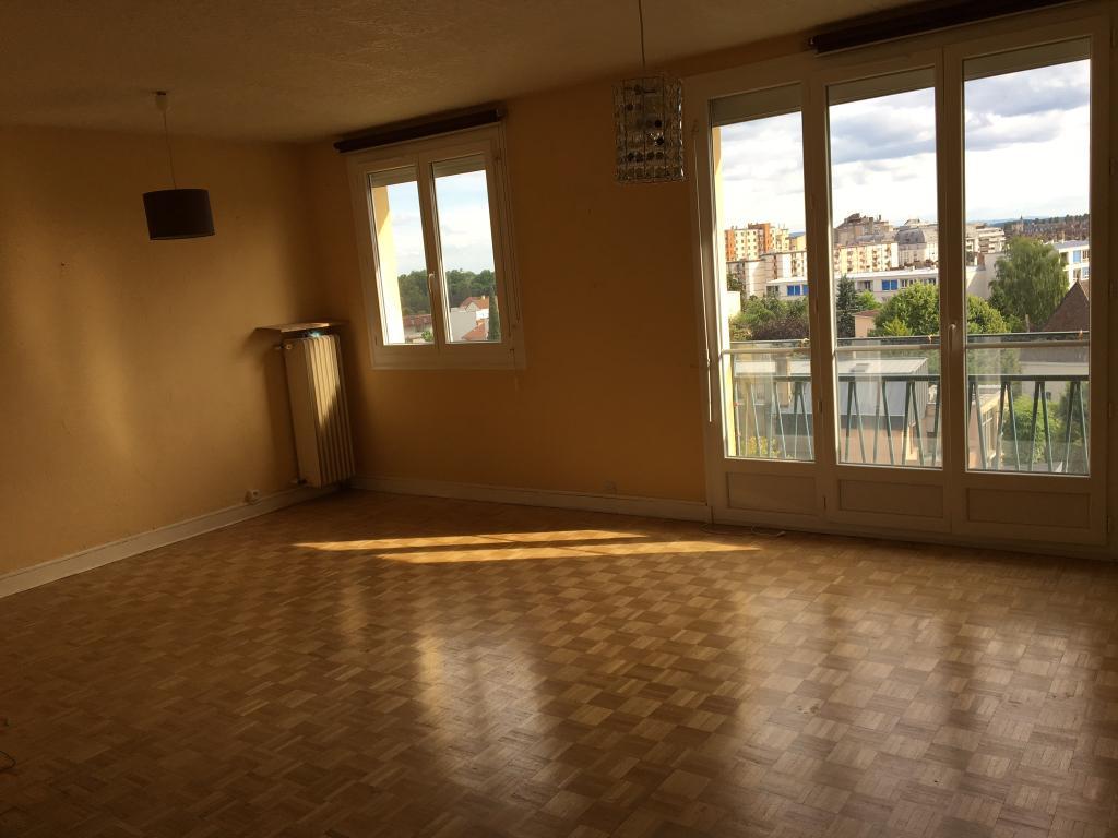Location particulier à particulier, appartement, de 63m² à Sevrey