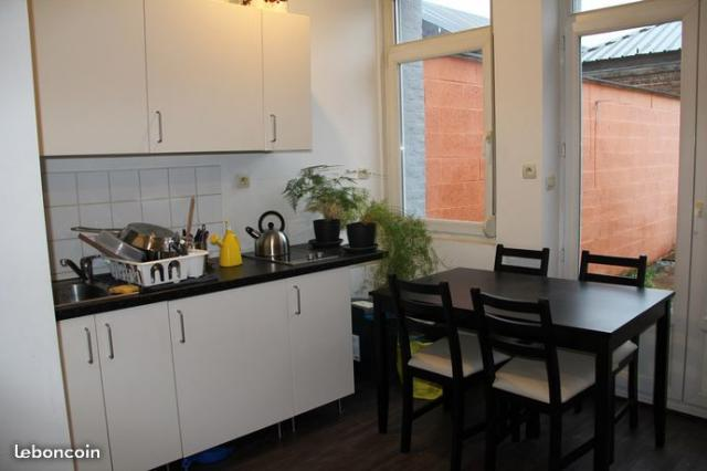 Location appartement T2 Douai - Photo 1