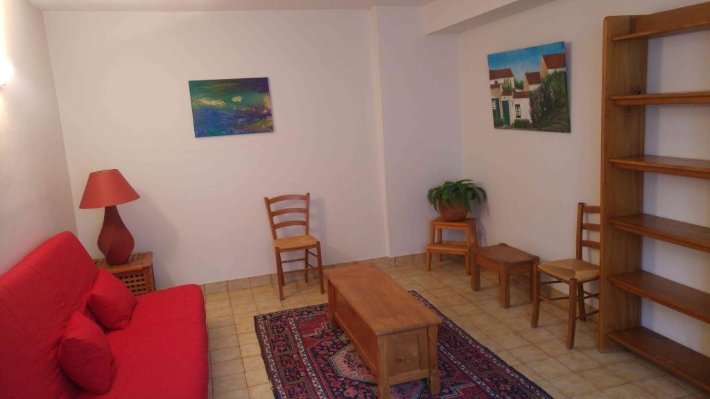 Appartement particulier à Fontainebleau, %type de 38m²