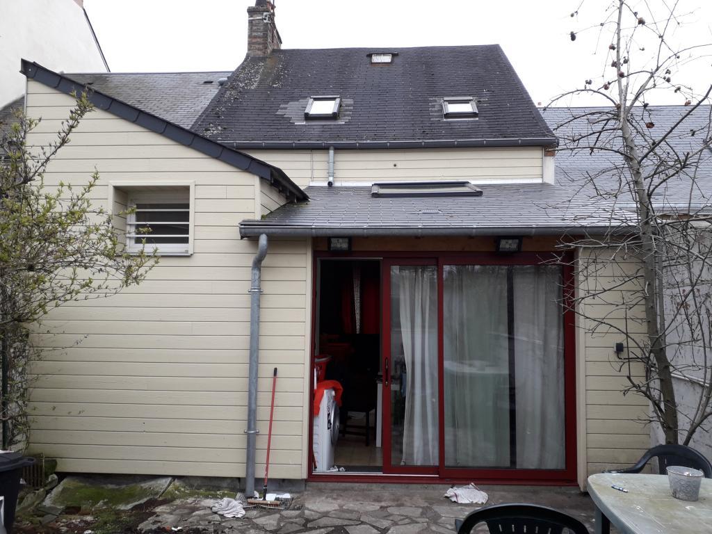 Location immobilière par particulier, Le Mans, type maison, 95m²