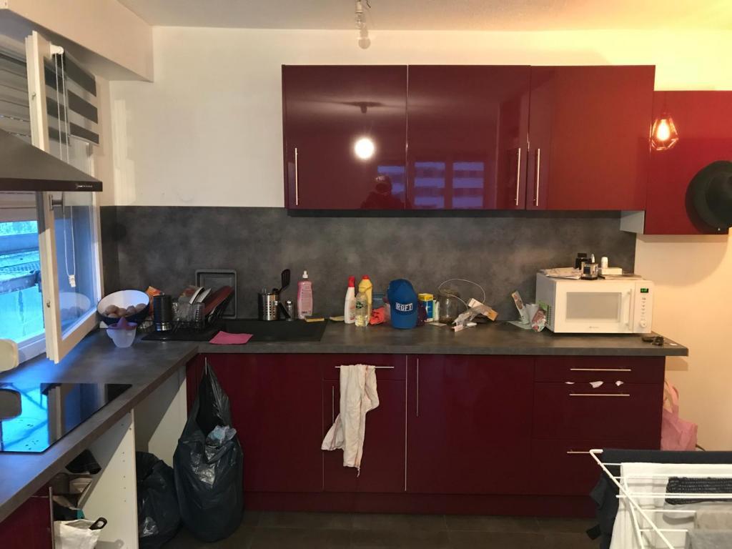 Location immobilière par particulier, Ville-la-Grand, type appartement, 40m²