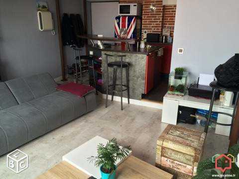 Location particulier à particulier, appartement, de 33m² à Muret