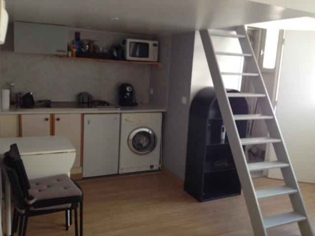 Location particulier à particulier, studio à Marseille 11, 24m²