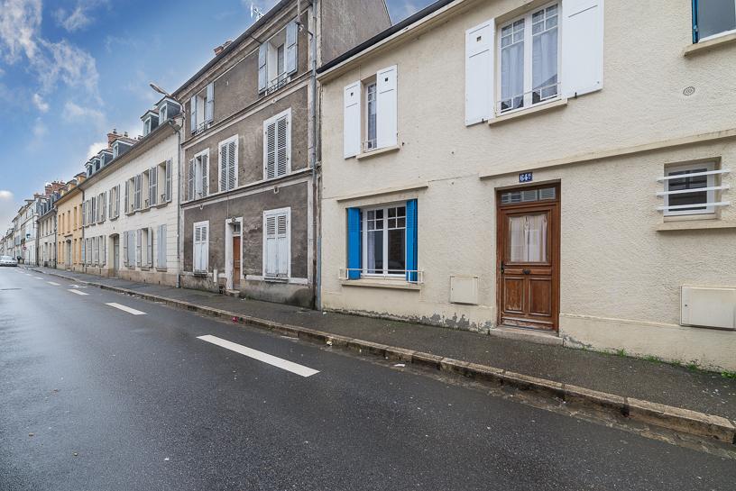 2 chambres disponibles en colocation sur Fontainebleau