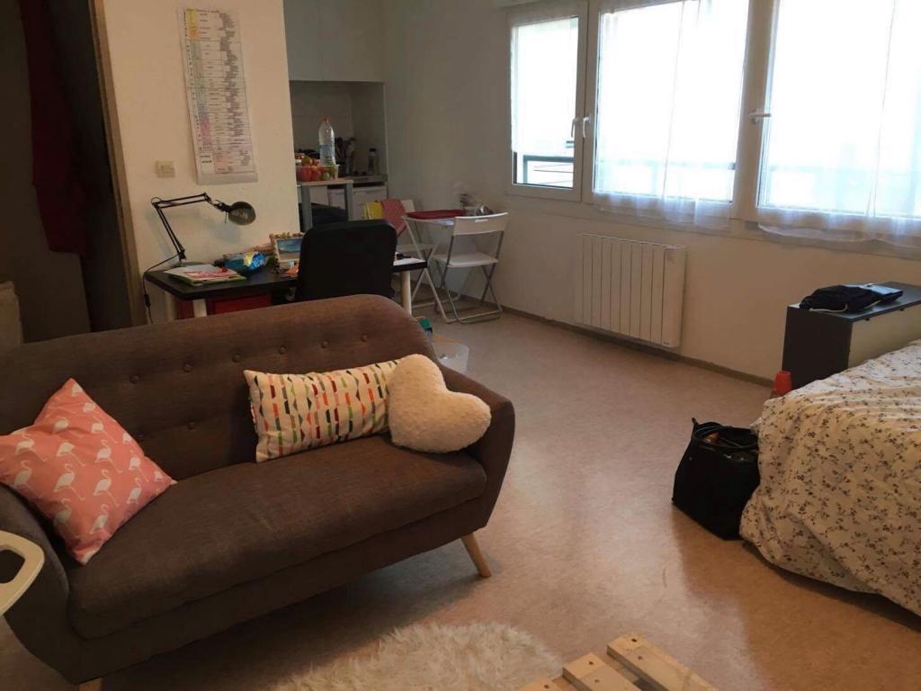 Location immobilière par particulier, Vandoeuvre-lès-Nancy, type studio, 30m²