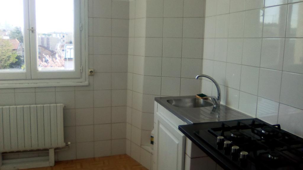 Appartement particulier à Aubervilliers, %type de 60m²
