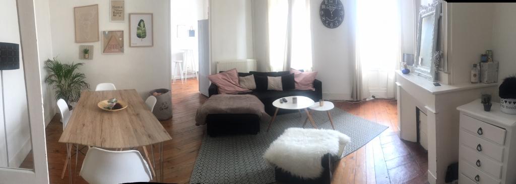 Location de particulier à particulier, appartement, de 54m² à Montauban