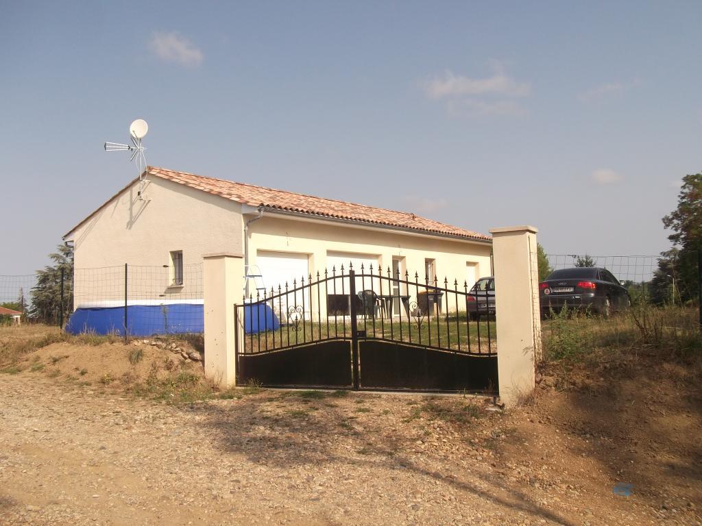 Particulier location Birac-sur-Trec, maison, de 120m²