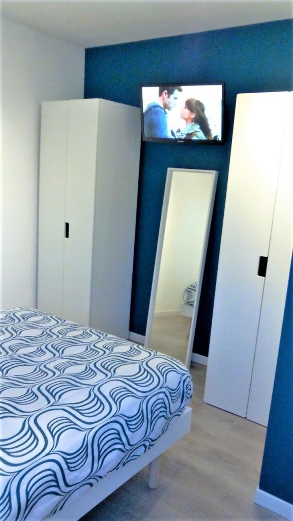 13m² pour ce joli chambre