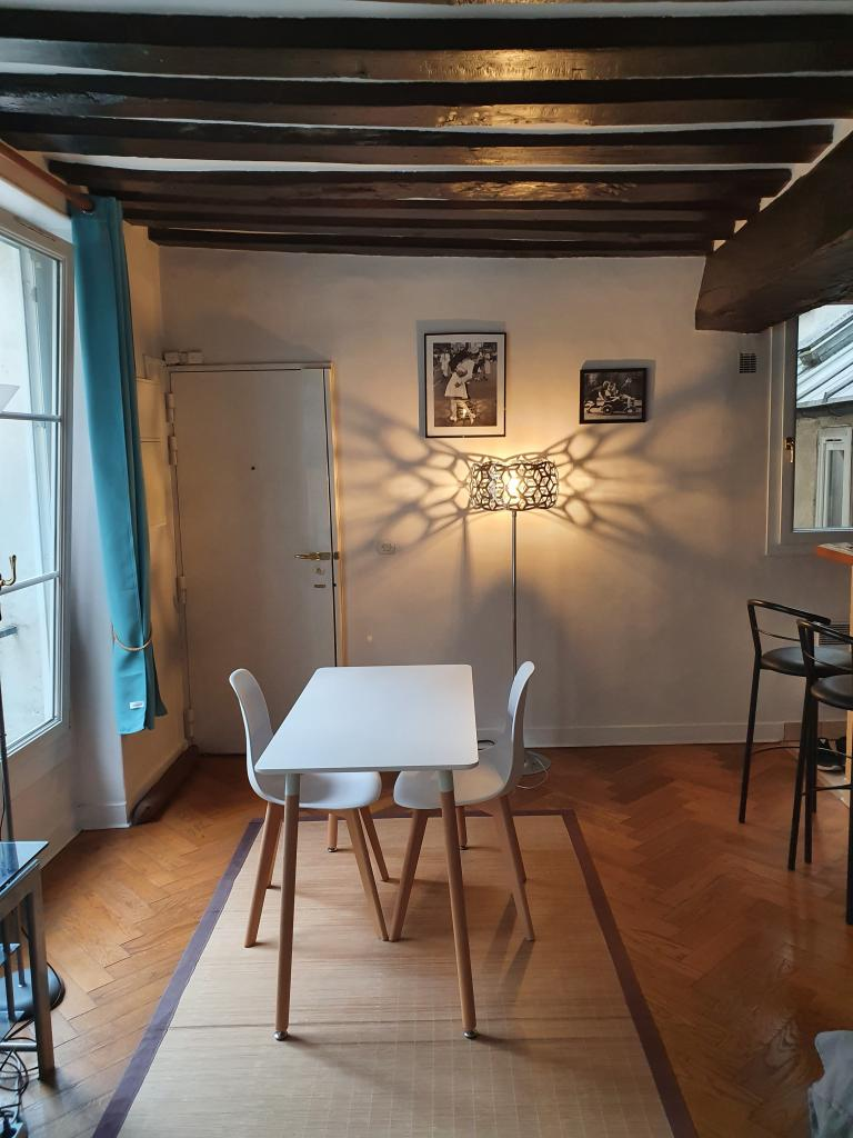 De particulier à particulier , appartement, de 33m² à Paris 01