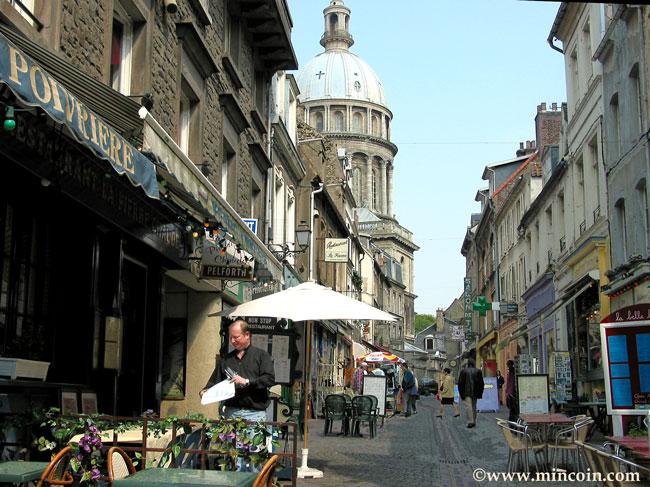 1 chambre disponible en colocation sur Boulogne sur Mer