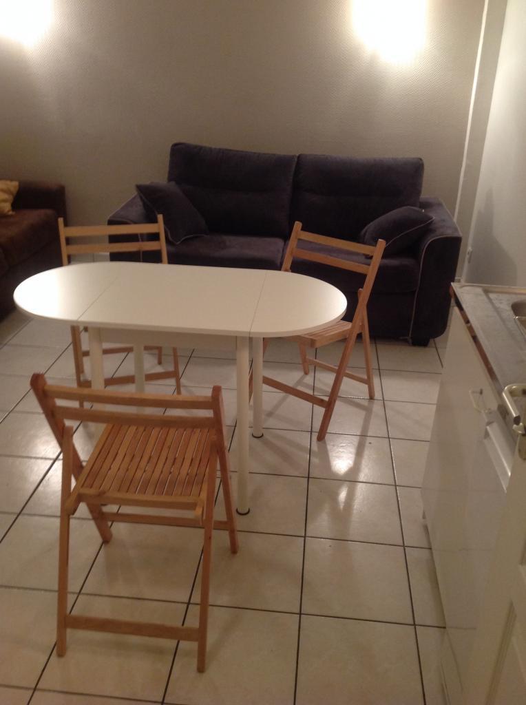 Location appartement entre particulier Boulogne-sur-Mer, studio de 18m²