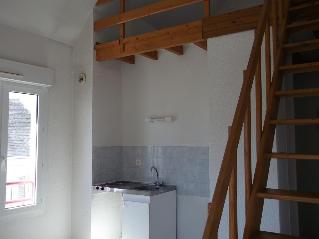 Appartement particulier à Le Mans, %type de 29m²