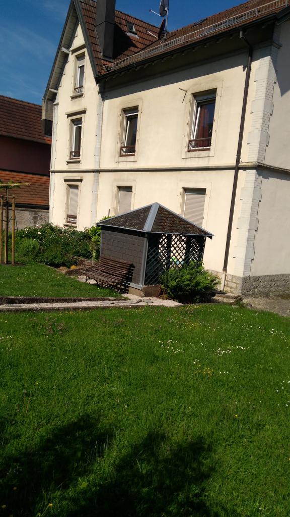 Entre particulier à Belfort, appartement, de 92m² à Belfort