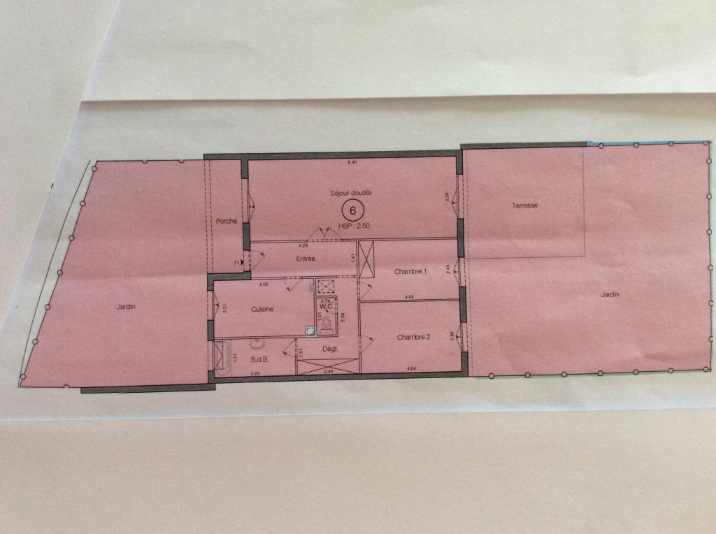 De particulier à particulier, maison à Boissy-Mauvoisin, 77m²