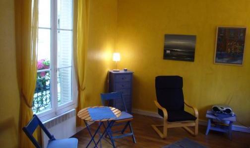 De particulier à particulier Paris 02, appartement studio, 21m²