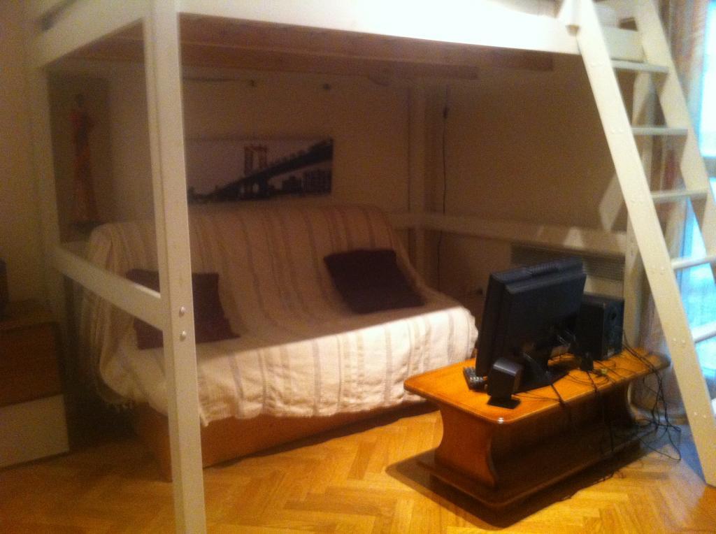 Location particulier à particulier, appartement, de 27m² à Paris 12