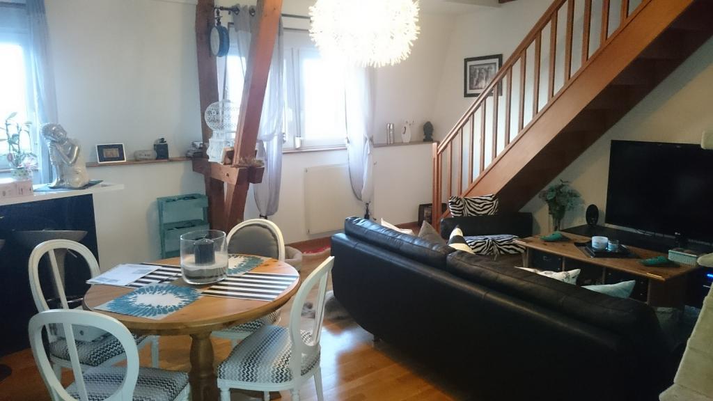 Appartement particulier à Montigny-lès-Metz, %type de 70m²