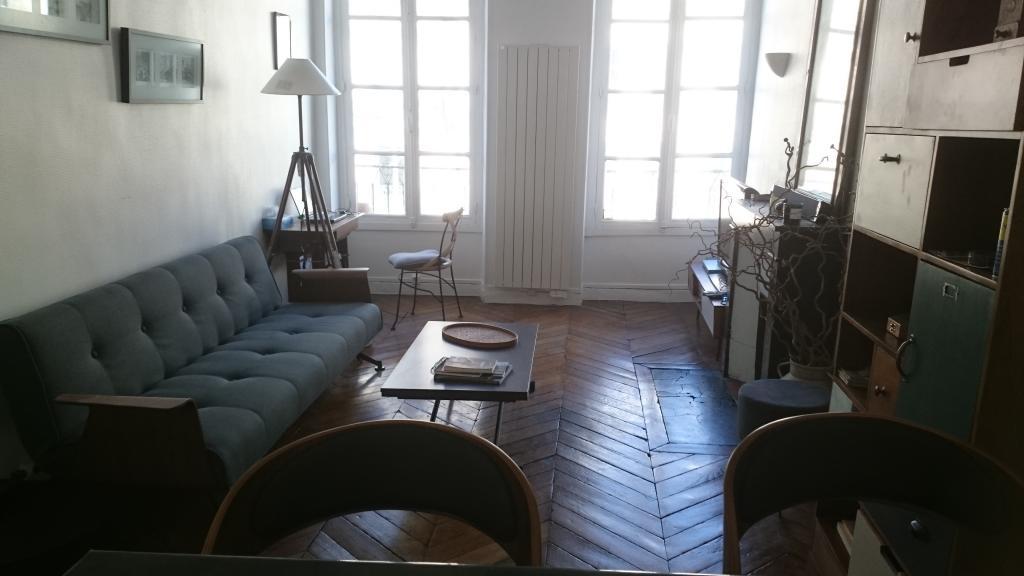 De particulier à particulier, appartement, de 37m² à Paris 02