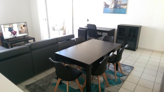 Location appartement T3 Lyon 8 - Photo 1