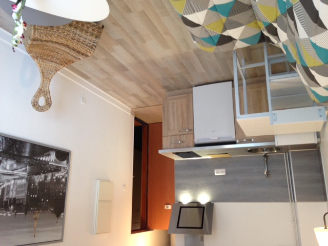 De particulier à particulier, appartement à Maillot, 25m²