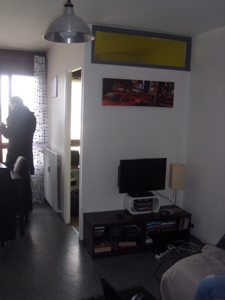 De particulier à particulier, studio à Vandoeuvre-lès-Nancy, 28m²