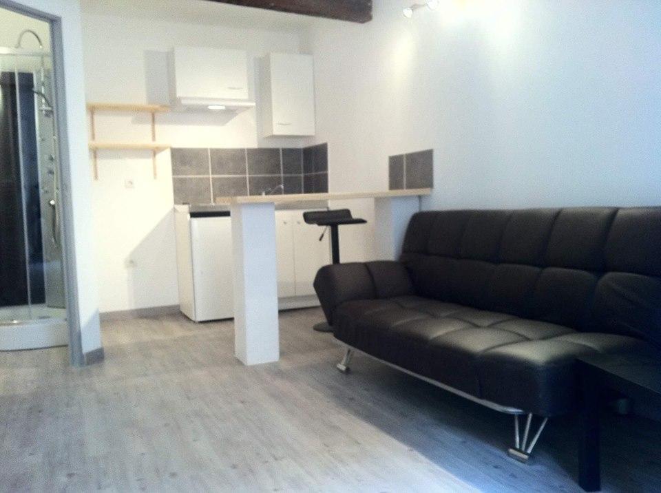 Location de particulier à particulier, studio, de 20m² à Béziers