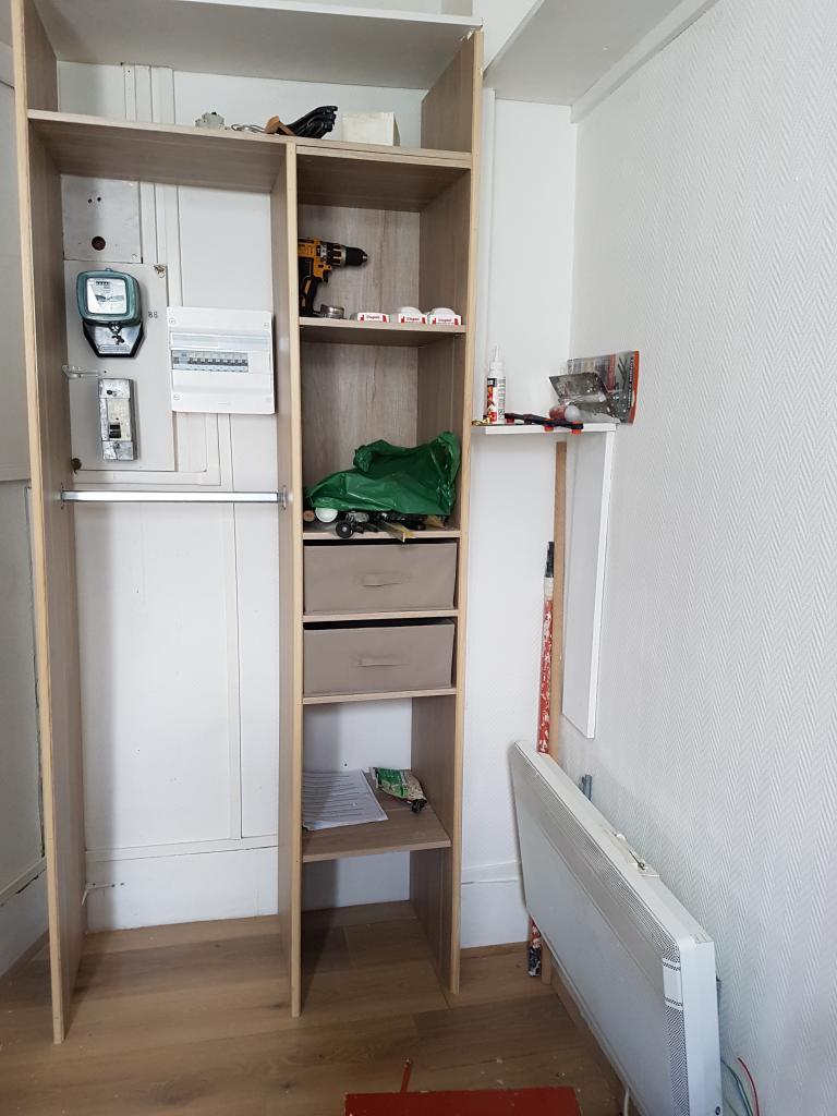 Location immobilière par particulier, Paris 09, type studio, 14m²