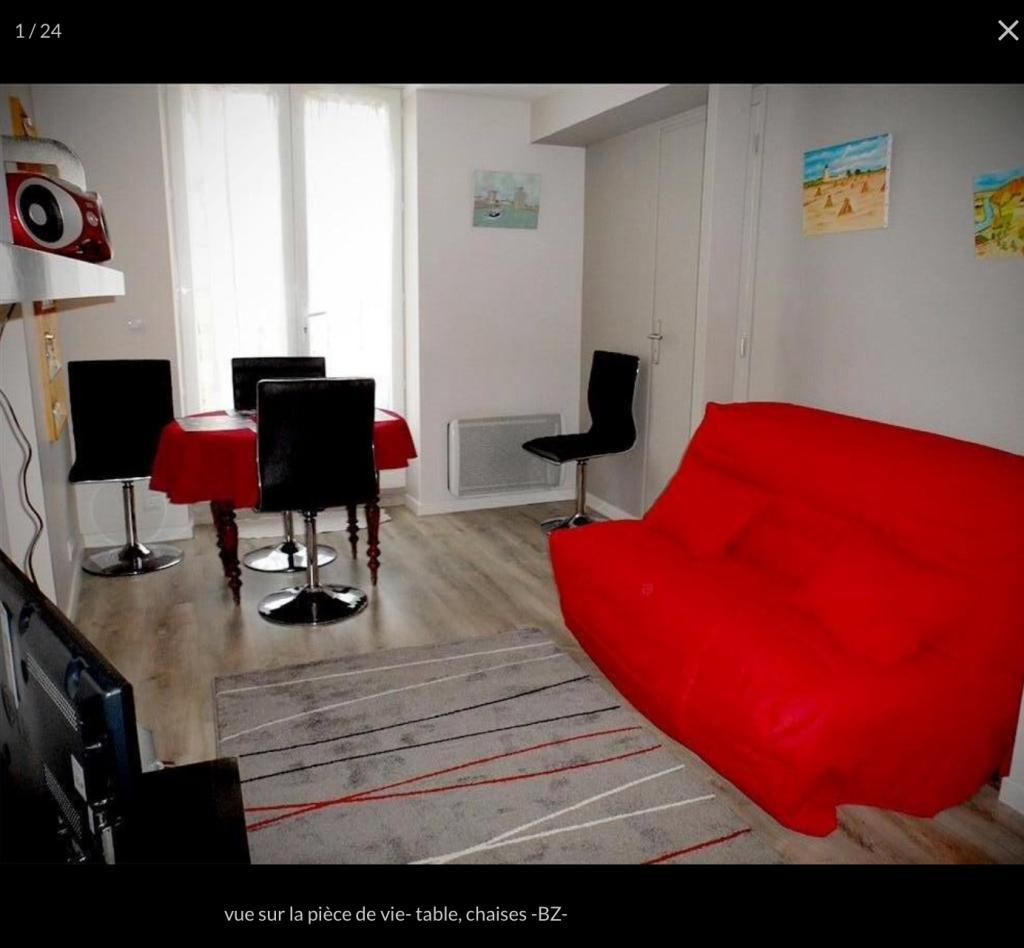 Location appartement par particulier, appartement, de 33m² à La Rochelle