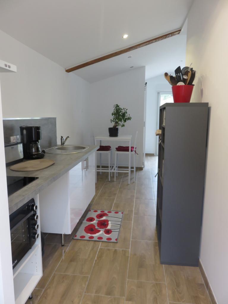 Location particulier à particulier, studio, de 23m² à Saint-Paul-et-Valmalle