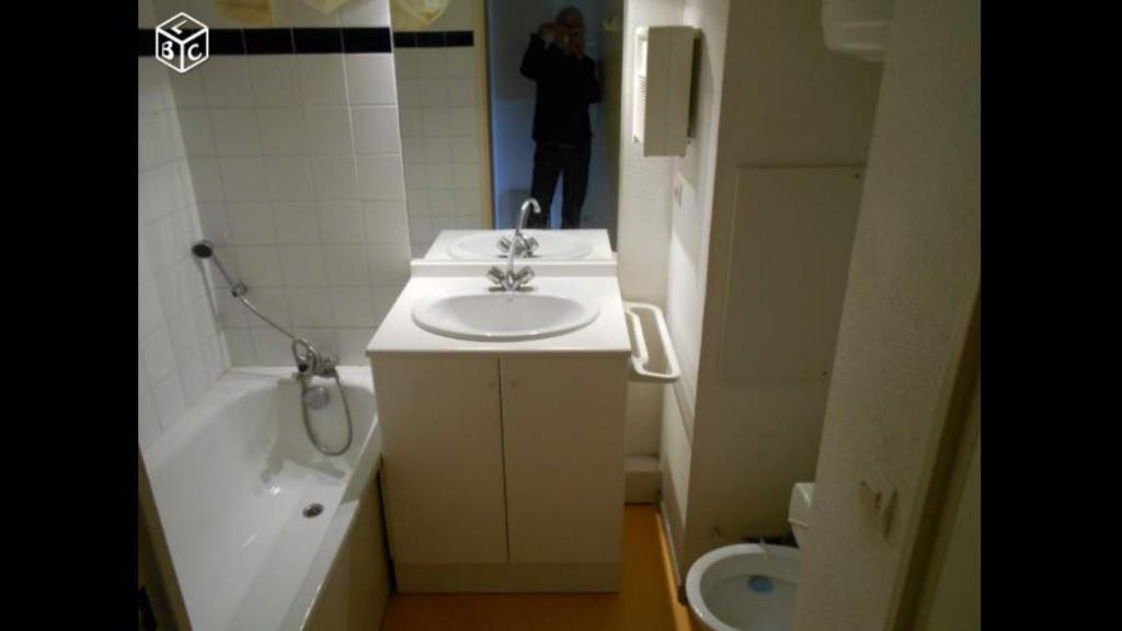 Appartement particulier, studio, de 18m² à Villeurbanne