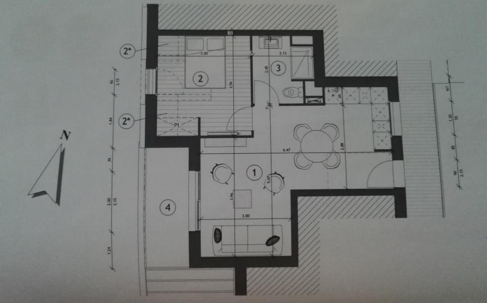 Particulier location, appartement, de 40m² à Bouguenais