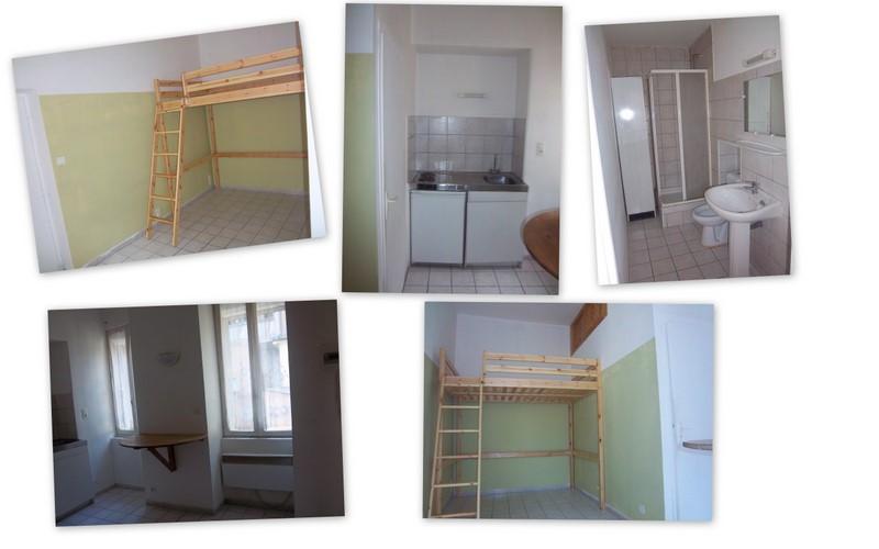 De particulier à particulier Tarbes, appartement studio de 15m²