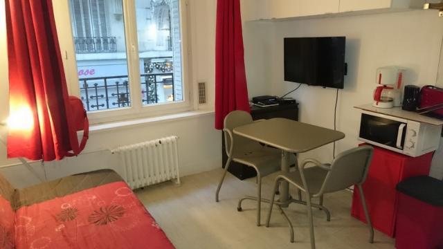 Location De Studio Meublé De Particulier à Paris 75015 655 12 M²