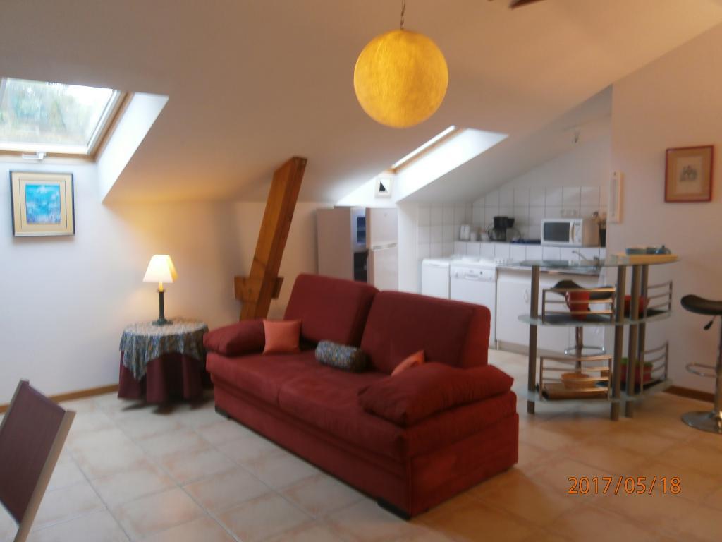 Location immobilière par particulier, Auray, type studio, 26m²