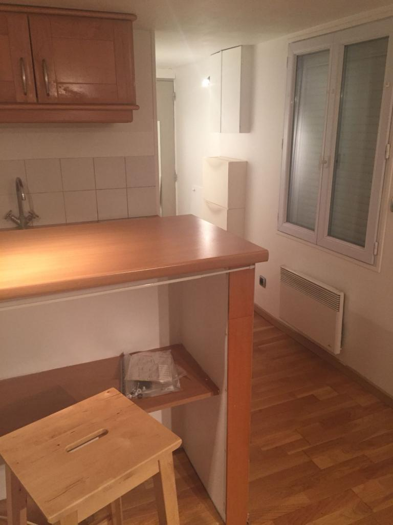 Location appartement entre particulier Saint-Germain-en-Laye, studio de 15m²