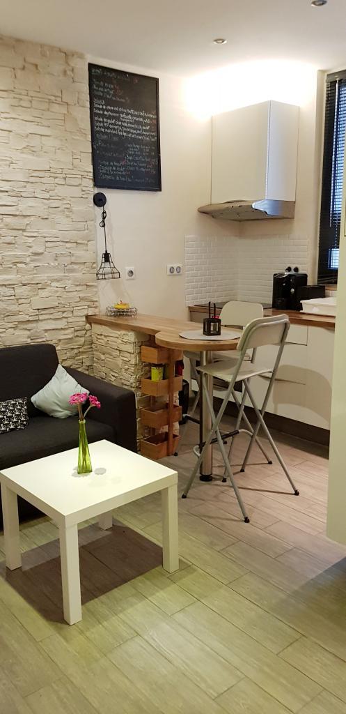 Entre particulier à Issy-les-Moulineaux, appartement, de 31m² à Issy-les-Moulineaux
