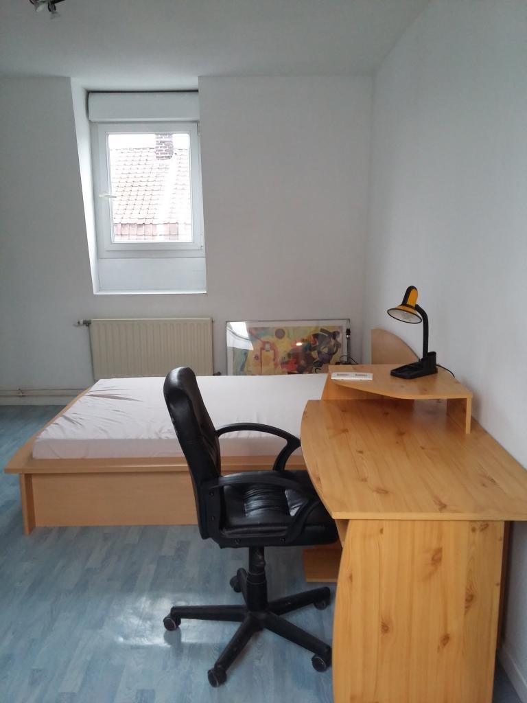 1 chambre disponible en colocation sur Wasquehal