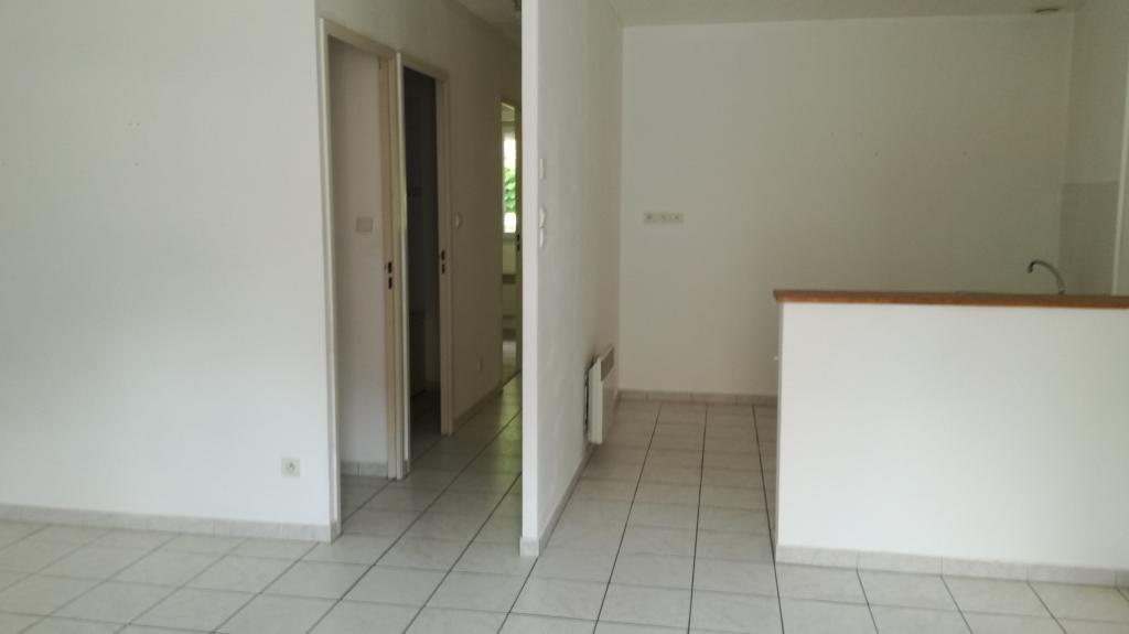 Appartement particulier à Favreuil, %type de 55m²