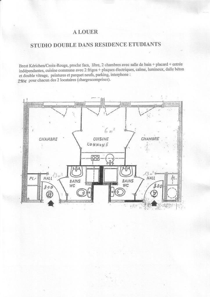 Logement Lycee Vauban Brest 101 Offres De Logements Proches De