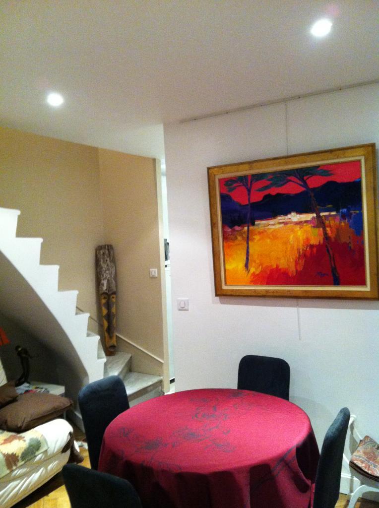 Location particulier, appartement, de 38m² à Paris 16