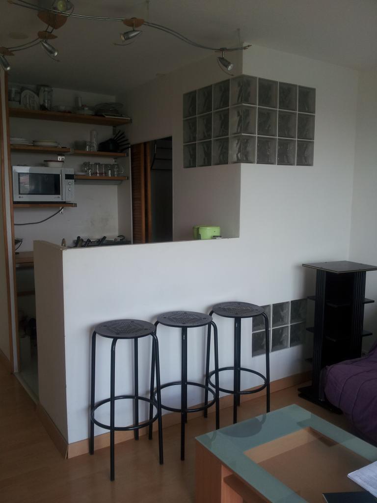 Location de particulier à particulier à Joué-lès-Tours, appartement studio de 20m²