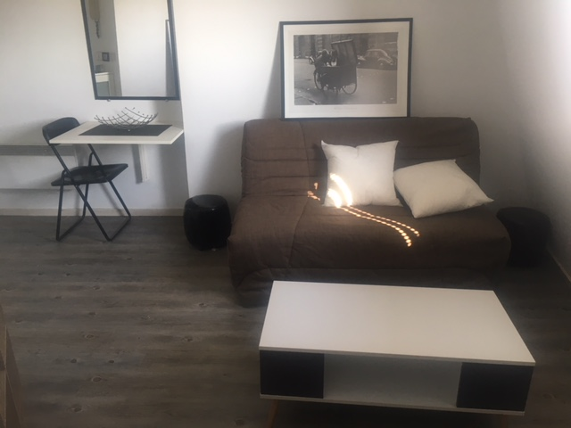 Location appartement par particulier, studio, de 20m² à Paris 16