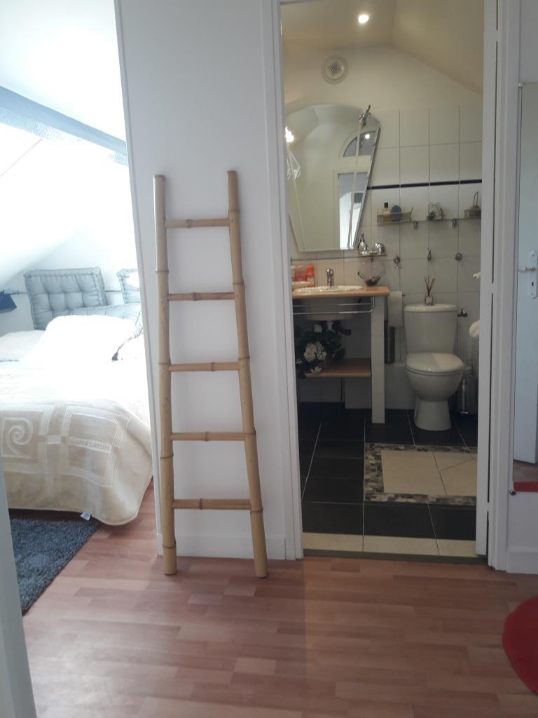 Appartement particulier à Bois-d'Arcy, %type de 37m²